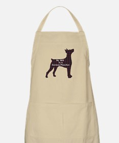 BFF German Pinscher BBQ Apron