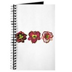 Red Daylilies Journal