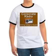 Corporate Radio 2-sided T