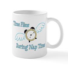 Time Flies Nap Time Mug