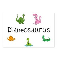 Dianeosaurus Postcards (Package of 8)