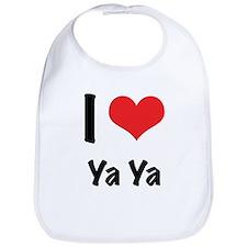 I 'heart' Ya Ya Bib