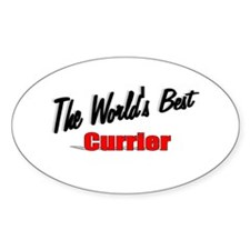 """""""The World's Greatest Claims Adjuster"""" Decal"""