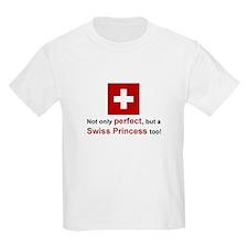 Perfect Swiss Princess T-Shirt