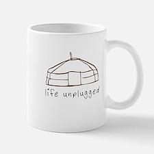 Life Unplugged Mug