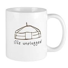 Life Unplugged Mug