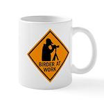 Birder at Work Mug