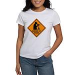 Birder at Work Women's T-Shirt