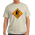 Birder at Work Light T-Shirt