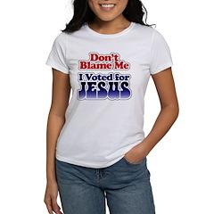 I Voted Jesus Tee