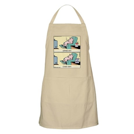 Smoked and Cured Ham BBQ Apron