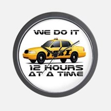 The Taxicab Driver's Clock