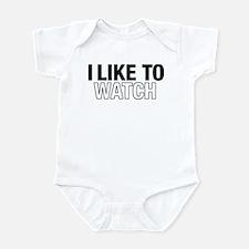 Unique Swingers Infant Bodysuit