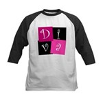 DIVA Design! Kids Baseball Jersey