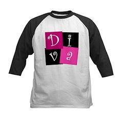 DIVA Design! Kids Baseball Jersey