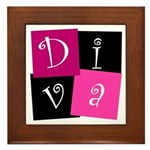 DIVA Design! Framed Tile