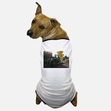 Unique Green tractors Dog T-Shirt