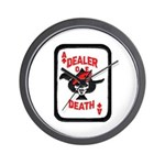 Dealer of Death Wall Clock