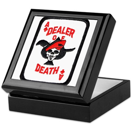 Dealer of Death Keepsake Box