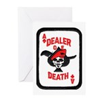 Dealer of Death Greeting Cards (Pk of 10)
