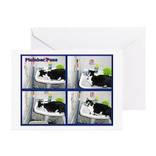 Plumber Puss Greeting Cards (Pk of 10)