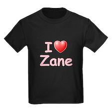 I Love Zane (P) T