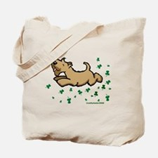 SCWT shamrock Jump Tote Bag