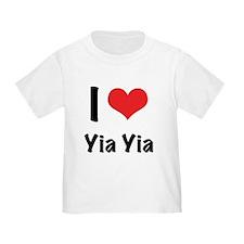 I 'heart' Yia Yia T