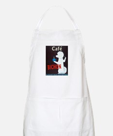 Café Bichon Light Apron