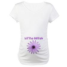 Little Sister Lavender Flower Shirt