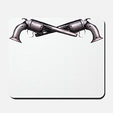Guns Mousepad