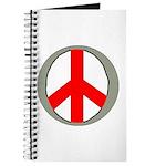 International Peace Symbol Journal