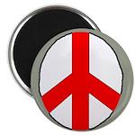 International Peace Symbol Magnet