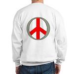 International Peace Symbol OB Sweatshirt