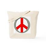 International Peace Symbol Tote Bag