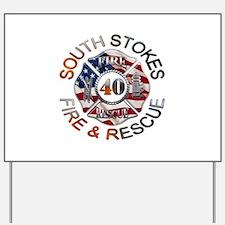 South Stokes Custom Orders Yard Sign