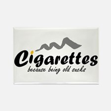 Cigarettes Rectangle Magnet