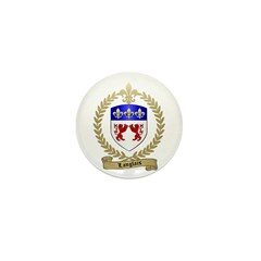 LANGLAIS Family Crest Mini Button
