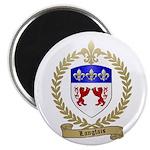 LANGLAIS Family Crest Magnet