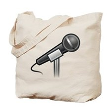Vocalist\Singer Tote Bag