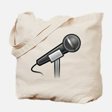 Vocalist\Singer Tote Bag