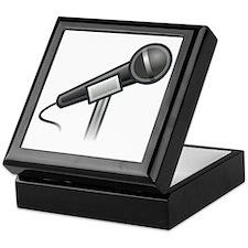 Vocalist\Singer Keepsake Box