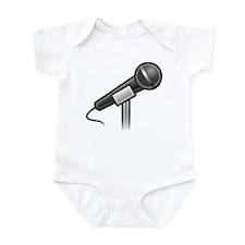 Vocalist\Singer Infant Bodysuit