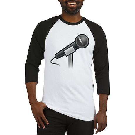 Vocalist\Singer Baseball Jersey