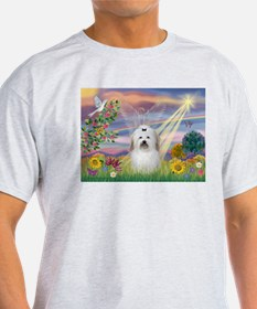 Cloud Angel & Coton T-Shirt