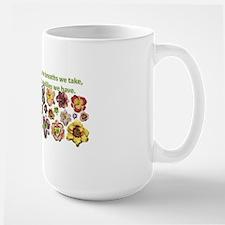 Number of daylilies Large Mug