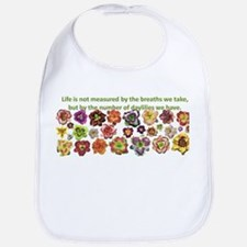 Number of daylilies Bib