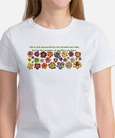 Number of daylilies Tee