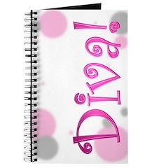 Diva Bubbles Journal