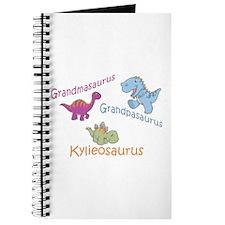 Grandma, Grandpa & Kylieosaur Journal
